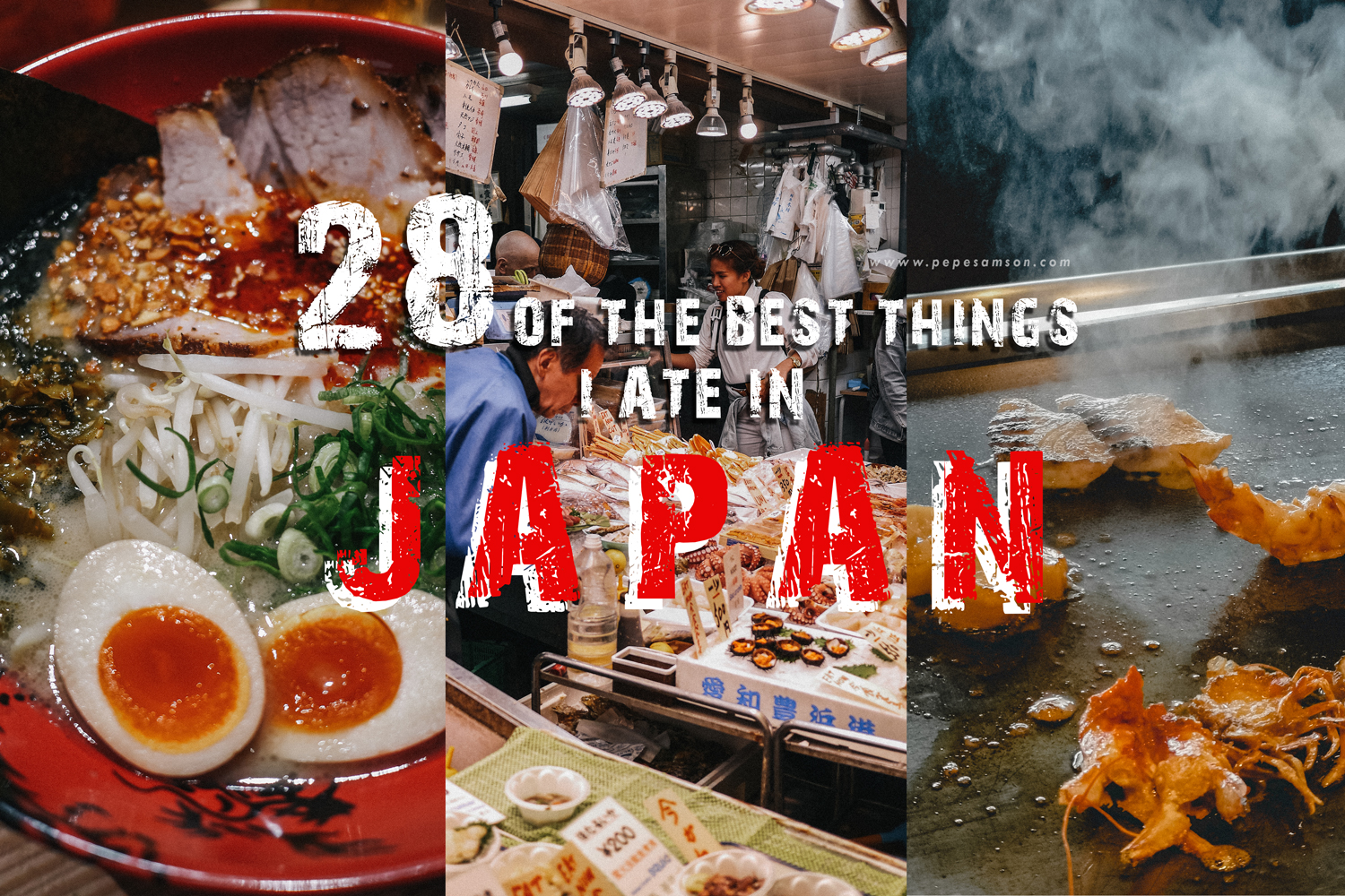 28 of the Best Things I Ate in Japan