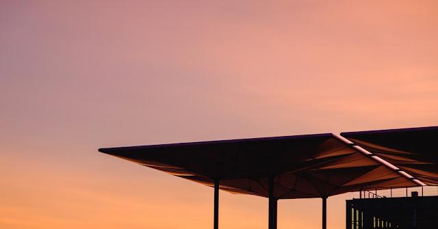 canopy membrane silouet