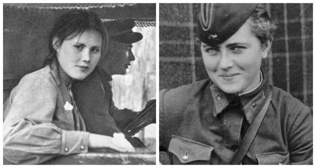 Фотографии женщин-героинь, которые боролись за Победу. Их подвиг никто и никогда не забудет