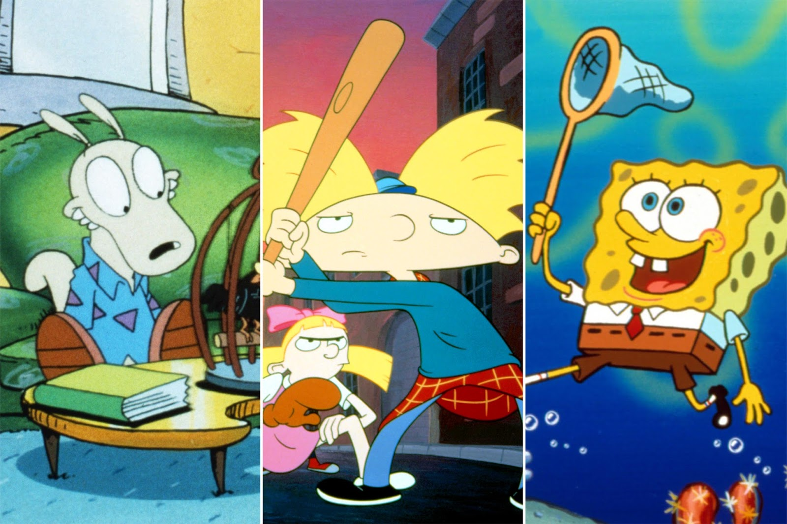 nickalive!: nickelodeon brings o-town, hillwood, bikini bottom, and
