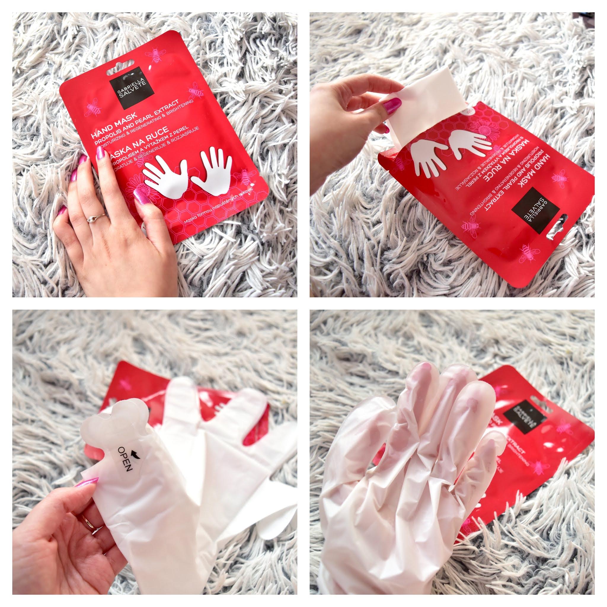 Gabriella Salvete Hand Mask