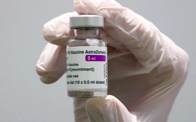 Την πληροφορία πως η Δανία θα σταματήσει να χορηγεί το εμβόλιο της AstraZeneca κατά της COVID-19 έπειτα από την πιθανότητα να συνδέεται με την σπάνια εμφάνιση θρόμβων του αίματος μεταδίδουν σήμερα πολλά μέσα ενημέρωσης στη χώρα.