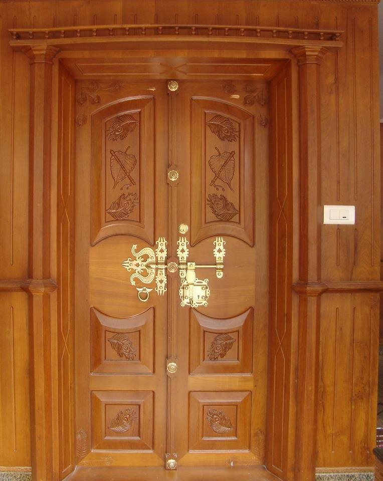 20 Best Modern Door Designs From Wood: 30 Modern Front Door Designs