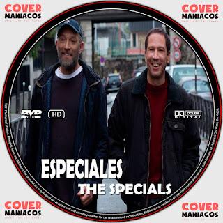 GALLETA LABEL ESPECIALES-THE SPECIALS [COVER DVD]