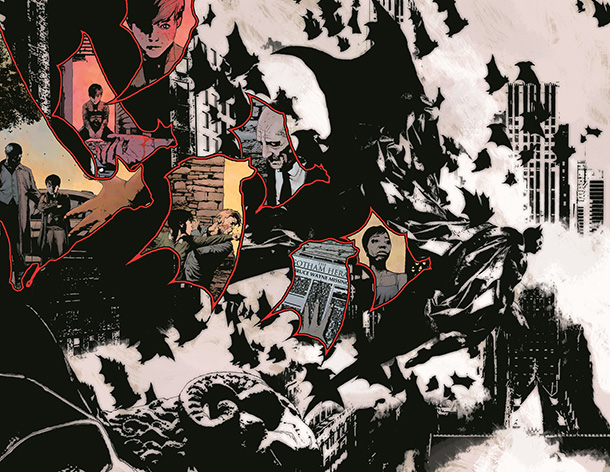 Batman: The Imposter #1 - 4
