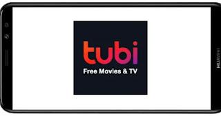 تنزيل برنامج Tubi tv mod pro مدفوع مهكر بدون اعلانات بأخر اصدار من ميديا فاير