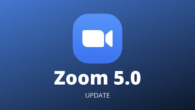 zoom 5.0 dengan peningkatan keamanan sudah tersedia