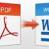 Download Free PDF to Word Doc Converter Offline Installer