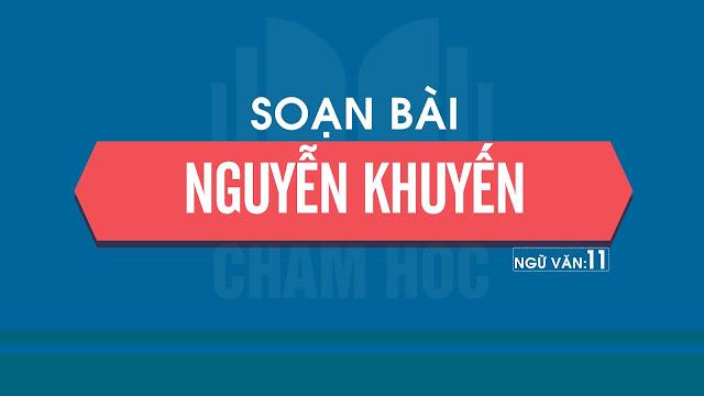 Nguyễn Khuyến