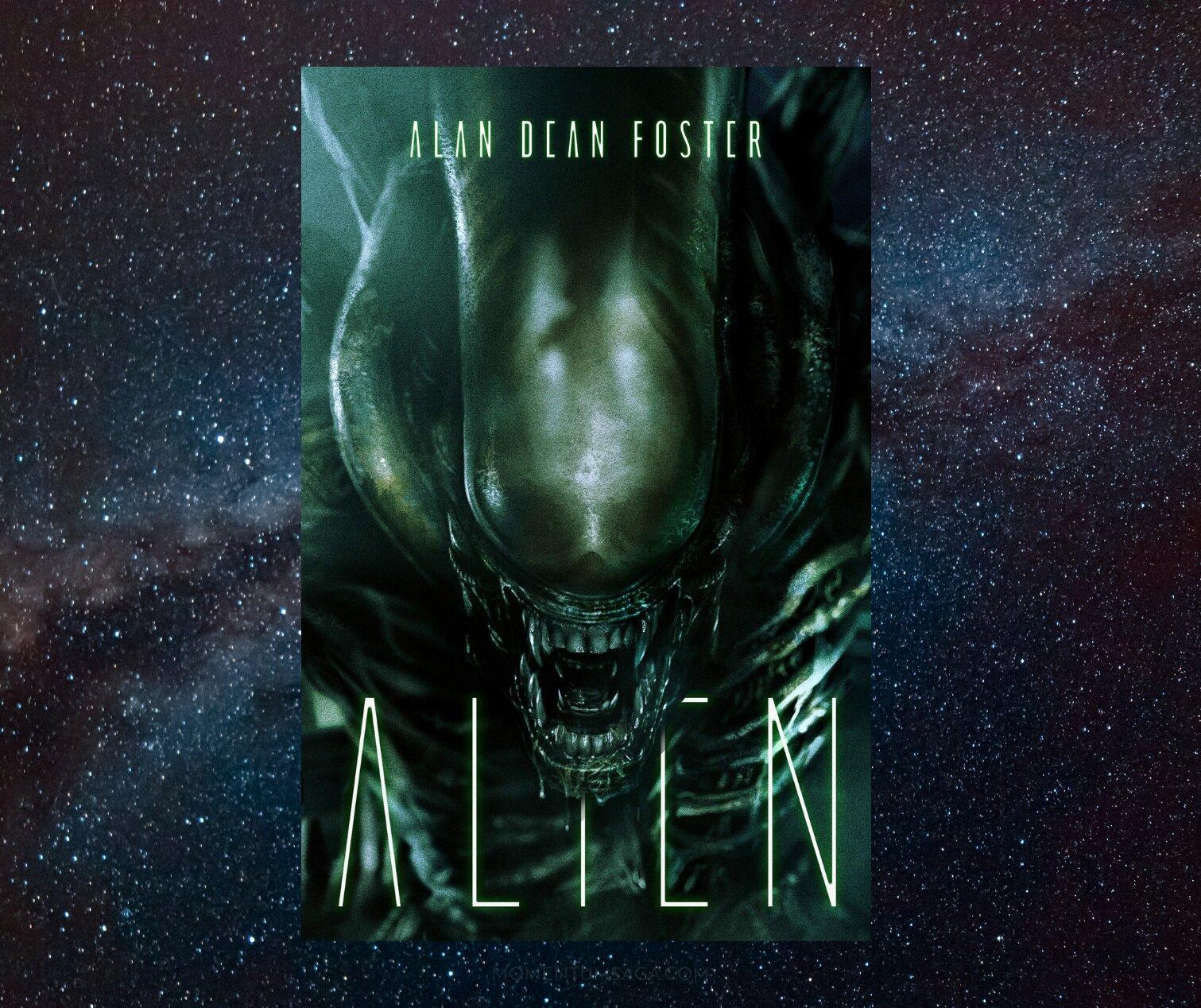 Resenha: Alien, de Alan Dean Foster