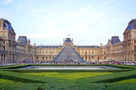 Museum Louvre, Paris