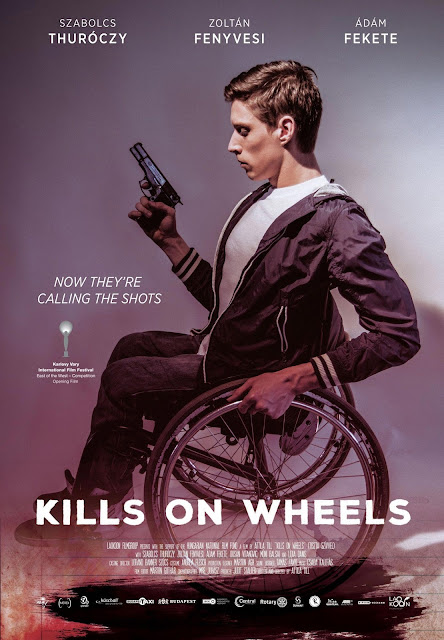 Kills on Wheels (2016) ταινιες online seires oipeirates greek subs