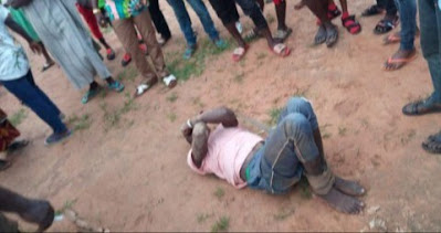 Man Beaten To Coma For R*ping 6-Year-Old Girl Inside A Church In Benue (Photos)