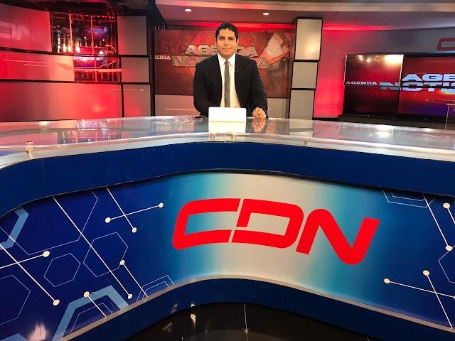 Samir Saba incursiona en la lectura de noticias en CDN