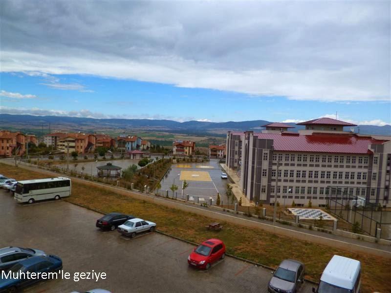 Kastamonu Kuzeykent Toki İlköğretim Okulu