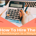 How to Hire The Right Bookkeeper In 3 Simple Steps