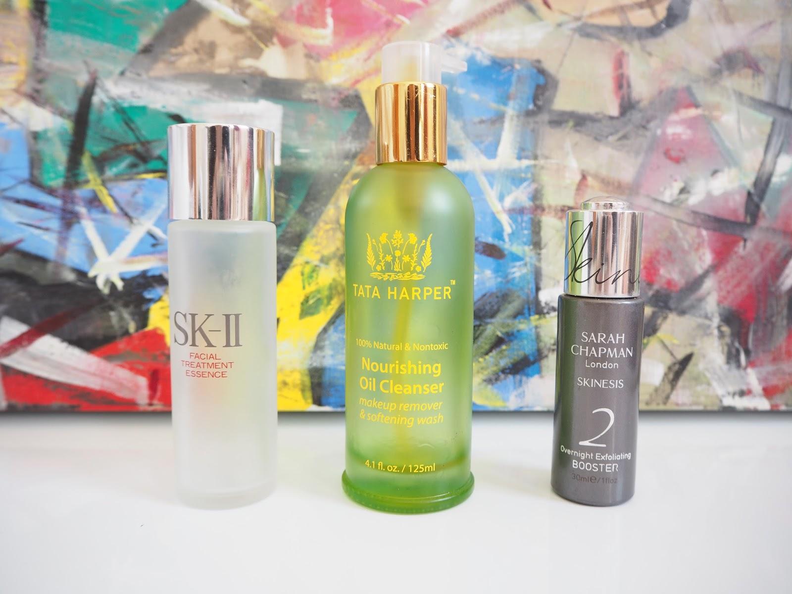 Three Expensive Skincare Empties Expat Make Up Addict