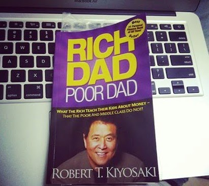 Rich dad poor dad book review essay