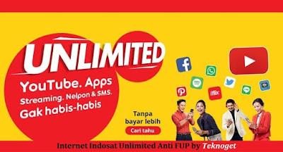 Cara Mengatasi FUP Indosat Unlimited Agar Tidak Lemot