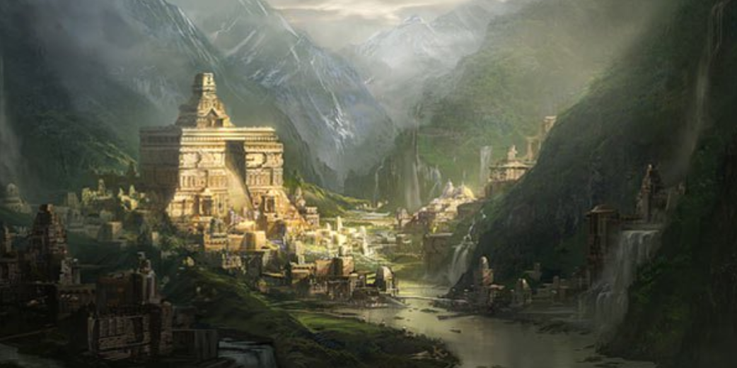 Surga Dari Tibet