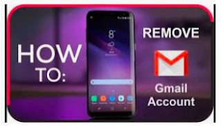 Remove Google Account From Phone