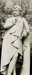 Statua Porta Milano verziere Giardini