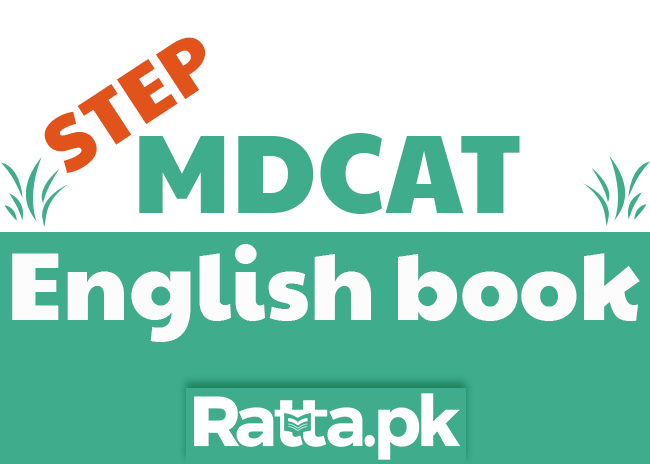 STEP MDCAT English Book pdf Download - Ratta pk