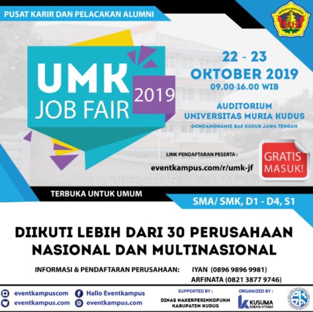 Job Fair Kudus Oktober