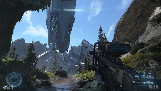 Halo Infinite for PC will have support for 32: 9 monitors