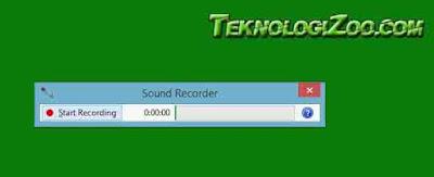 cara merekam suara di laptop dengan headset