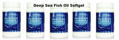deep sea fish softgel