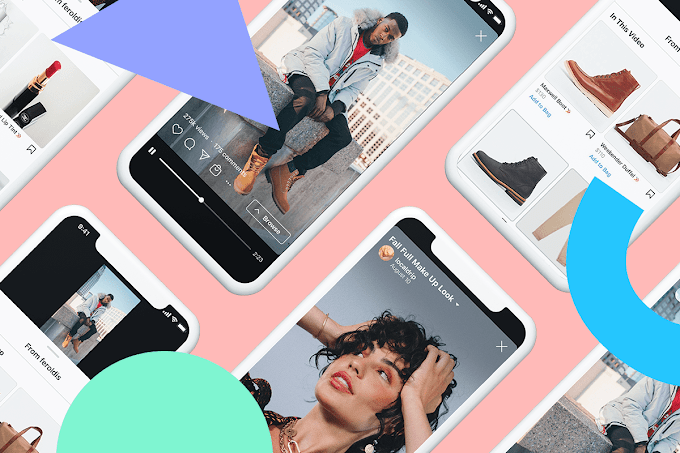 How does Instagram Shopping work on IGTV and Reels?