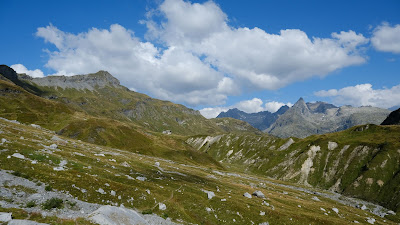 Clouds, Sky, Mountains, Hills, Landscape, Nature