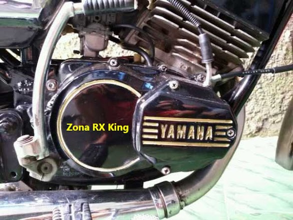 Blok Mesin RX King Cobra Original