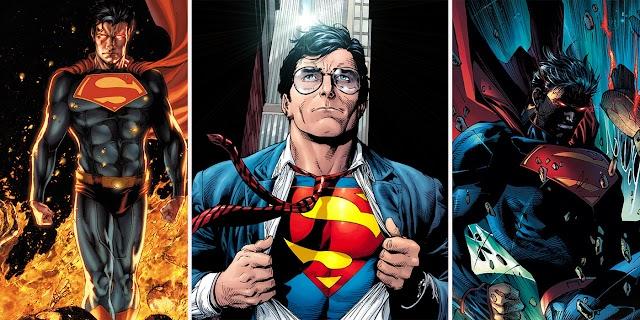 Tak Semua Baik, Ini Sederet Superman Jahat di DC Universe