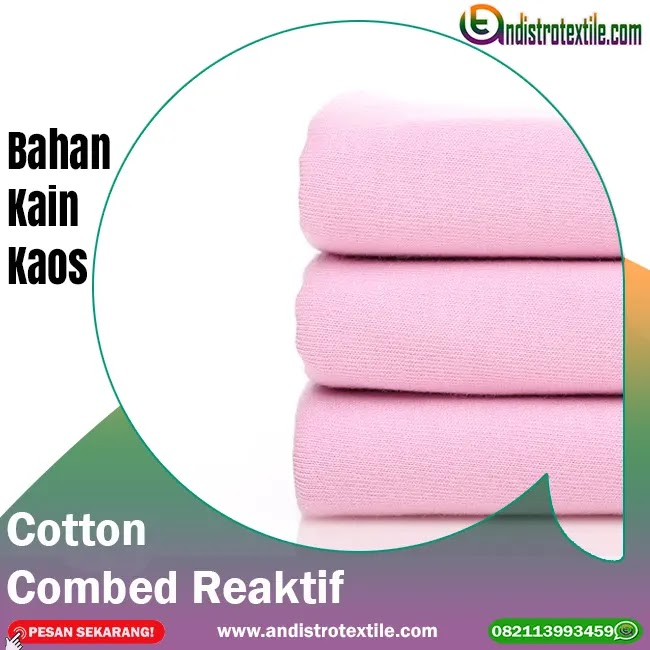 Jual Kain Kaos Cotton Combed 30s Tasikmalaya Harga Kiloan Murah