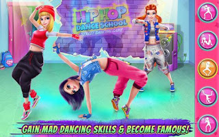 Hip Hop Dance School Game APK