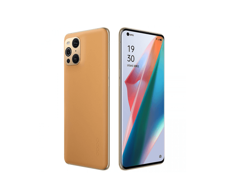 OPPO Find X3 Pro now comes in new Cosmic Mocha colorway in China!