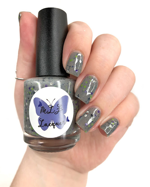 MLF Lacquer Witches Brew 25 Sweetpeas