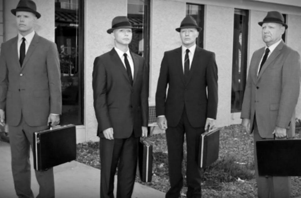 12 Histórias assustadoras de encontros com os Homens de Preto
