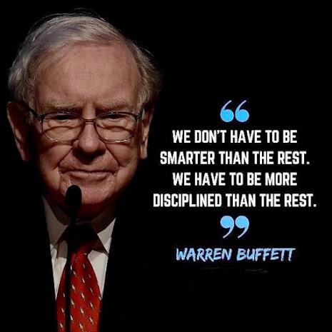 Becoming Warren Buffet: Self-Discipline (11)