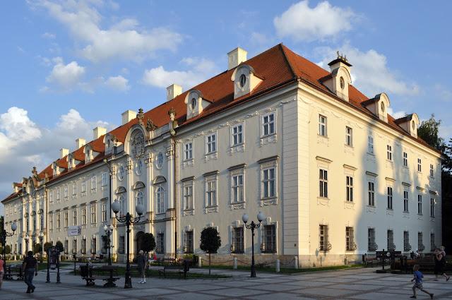 Pałac Schaffgotschów w Jeleniej Górze Cieplicach / fot. Robert Bezak