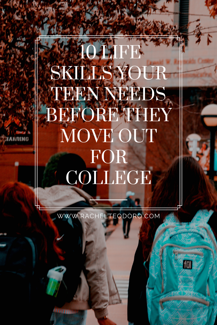 teenagers and college kids