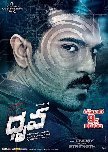 Dhruva Release Date Posters