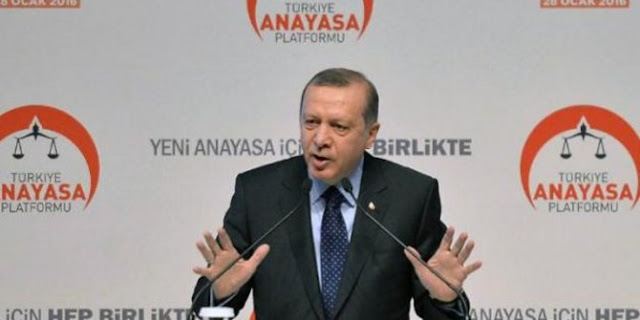 1.845 warga Turki diadili gara-gara menghina Presiden Erdogan