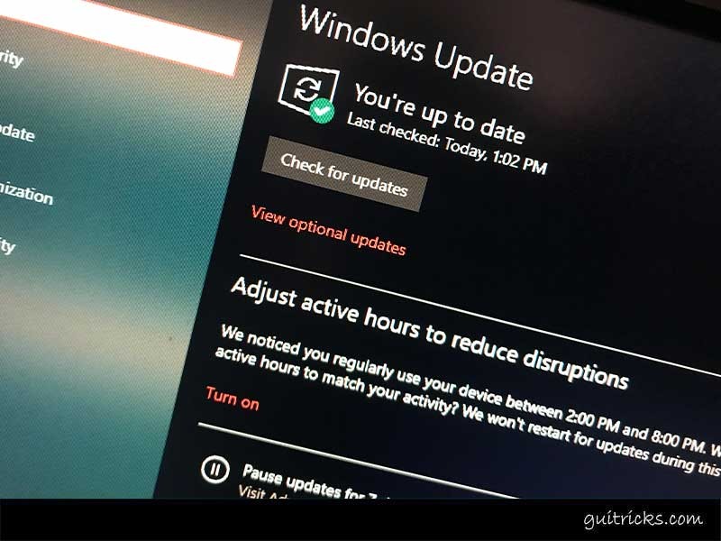 Keep Your Drivers Up To Date On Windows PC