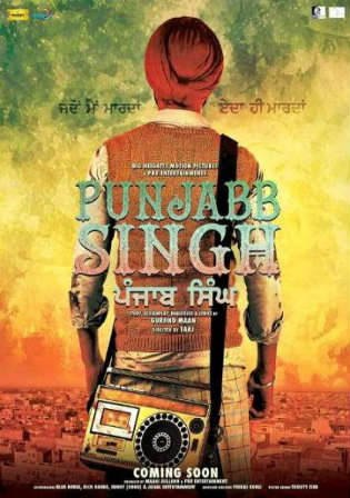 Punjab Singh 2018 HDRip 400Mb Full Punjabi Movie Download 480p Watch Online Free bolly4u