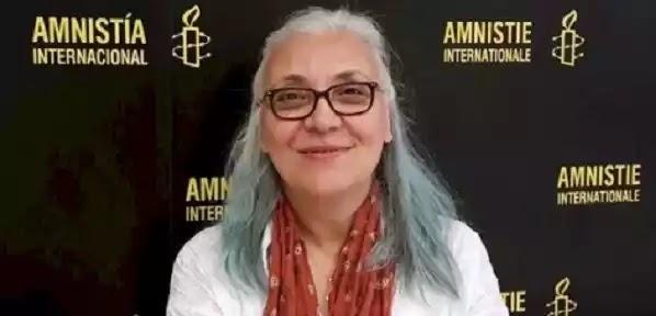 Ερντογάν: Έβαλε να συλλάβουν τη διευθύντρια της Διεθνούς Αμνηστίας του Soros στην Τουρκία