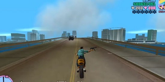 Grand Theft Auto Vice City PC Game Download