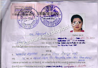 Afreen Sultana wife of pappu khan independent candidate